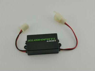 boitier ieg klorophyl pour plaque phare led enduro moto klorophyl